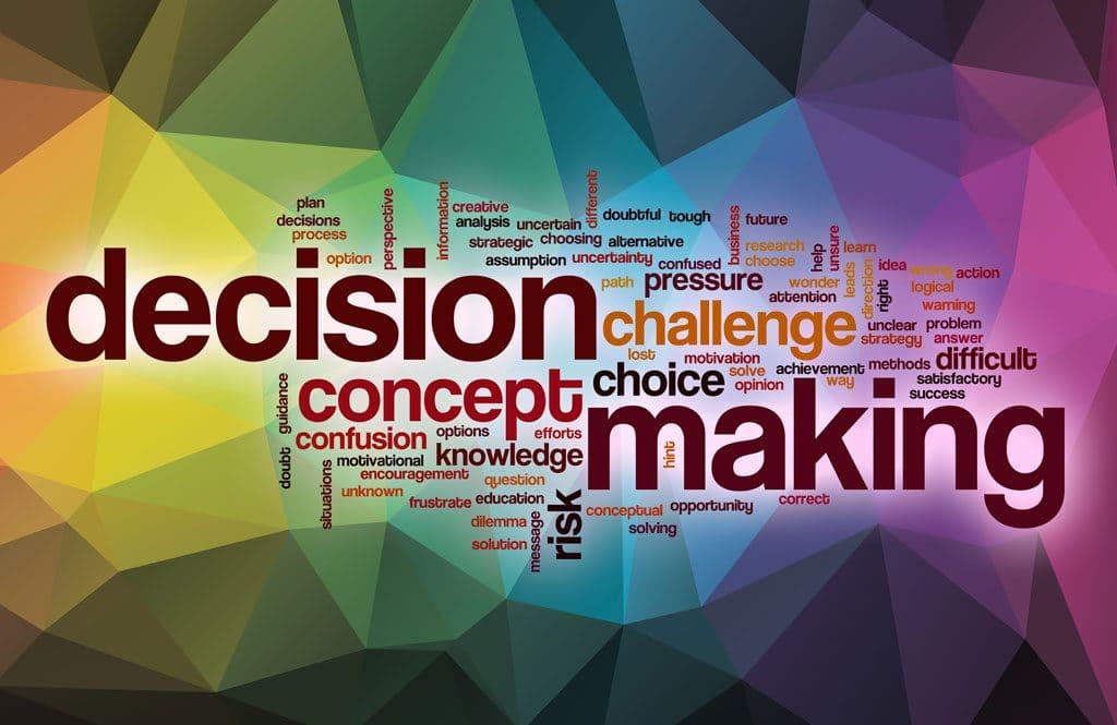 تصمیم گیری فردی