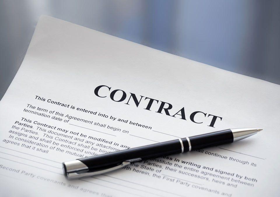 انواع-قراردادهای-تجارت-بینالملل