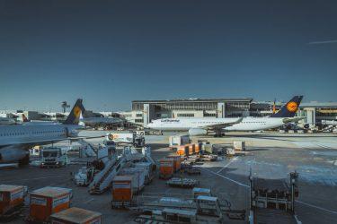 حمل و نقل بین الملل-حمل و نقل هوایی-ترانزیت هوایی