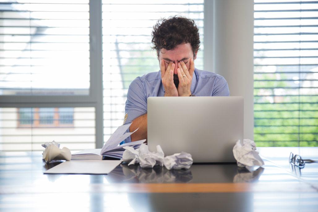 استرس شغلی - نیروی انسانی - مدیریت نیروی انسانی - استرس - اضطراب - مانی شجاعی